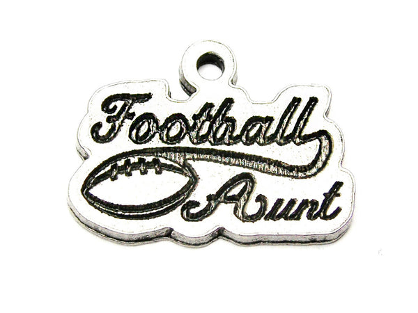 Football Aunt Catalog Single Stacker