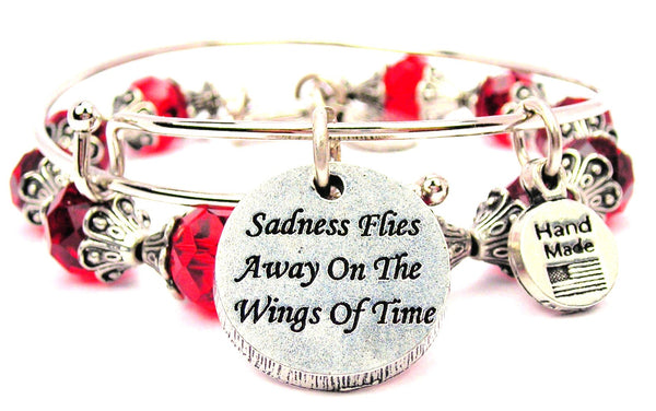 Sadness Flies Away On The Wings Of Time 2 Piece Collection