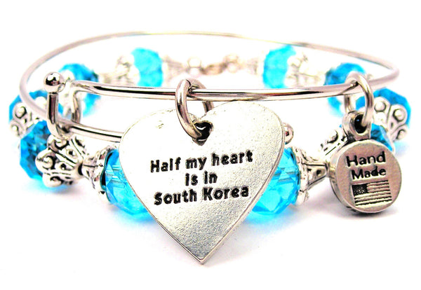 Half My Heart Is In South Korea 2 Piece Collection