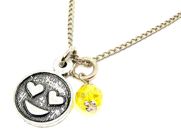 Love Emoji Necklace