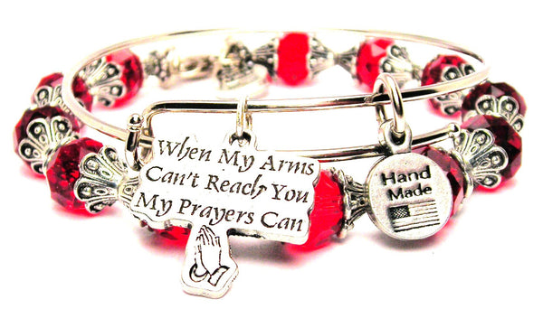 When My Arms Cant Reach You My Prayers Can 2 Piece Collection