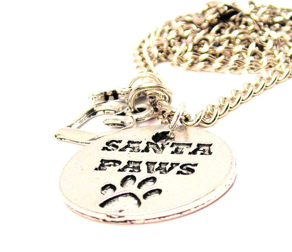 Santa Paws Little Love Necklace