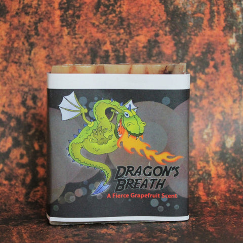 Dragon's Breath Hand Made Kid's Soap Collection