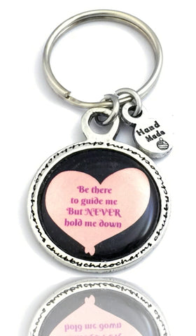Style_Love Key Chains,  Expression Key Chains,  Sayings Key Chain,  Inspirational Key Chains,  Men's Gift