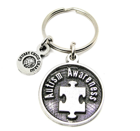 AUTISM AWARENESS CATALOG KEY CHAIN