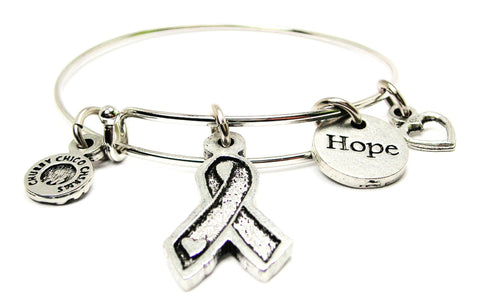 Awareness Hope Catalog Single Stacker