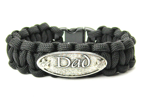 Dad Catalog Paracord  - Black