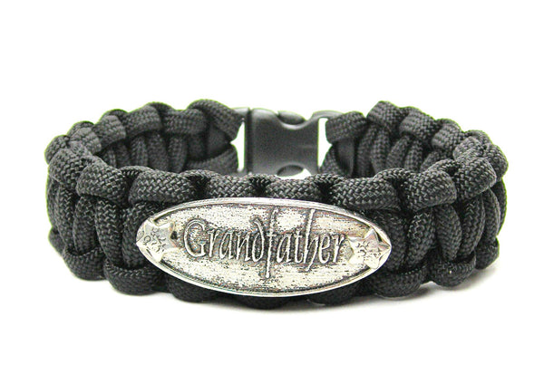 Grandfather Catalog Paracord  - Black