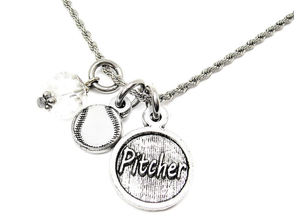 Pitcher Catalog Necklace