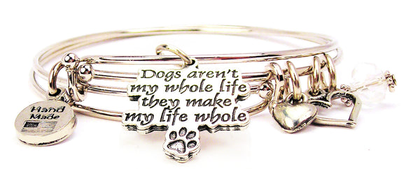 dog lover bracelet, I love dogs bracelet, animal lover bracelet, animal awareness bracelet