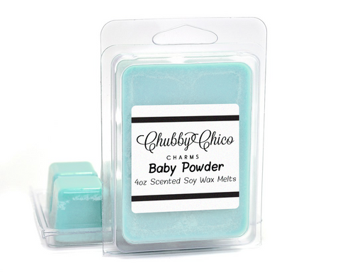 Baby Powder Scented Soy Wax Melts