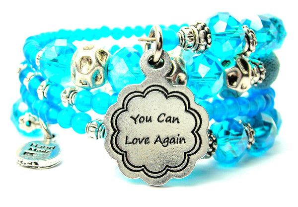 Bangle You Can Love Again Multi Wrap Bracelet