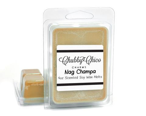 Nag Champa Scented Soy Wax Melts