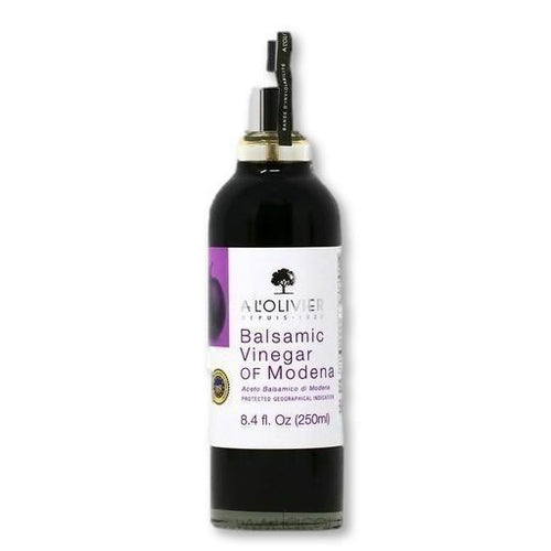 A L'Olivier - Balsamic Vinegar Spray, 250ml - Vinegar - La Courtisane Gourmet Food