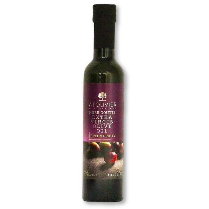 A L'Olivier - Extra Virgin Olive Oil, (Mere Goutte Fruity), 250ml - Olive Oil - La Courtisane Gourmet Food