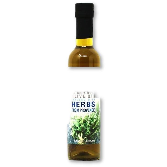 A L'Olivier - Herbs of Provence Infused Extra Virgin Olive Oil, 250ml - Olive Oil - La Courtisane Gourmet Food