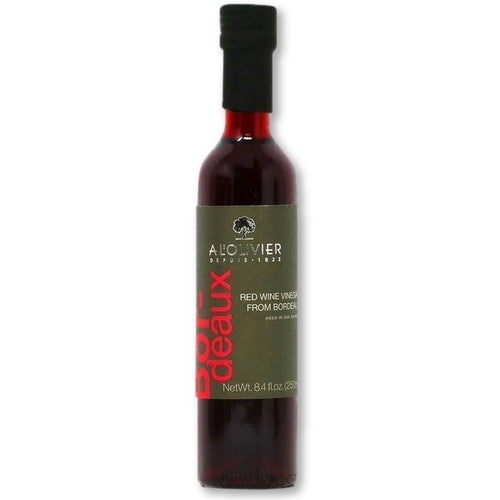 A L'Olivier - Red Wine Vinegar from Bordeaux, 250ml - Vinegar - La Courtisane Gourmet Food