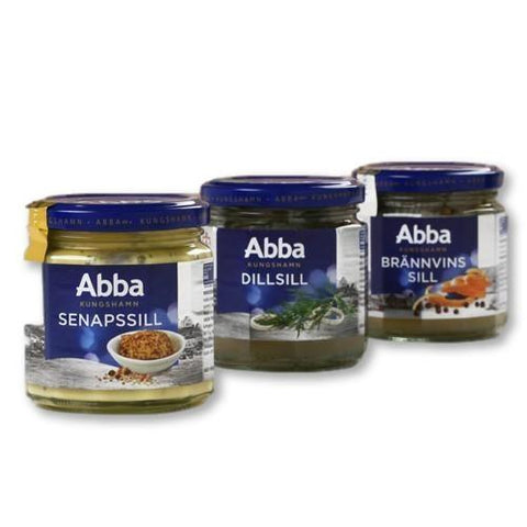 Abba - Marinated Herring 8.5 oz - Herring - La Courtisane Gourmet Food