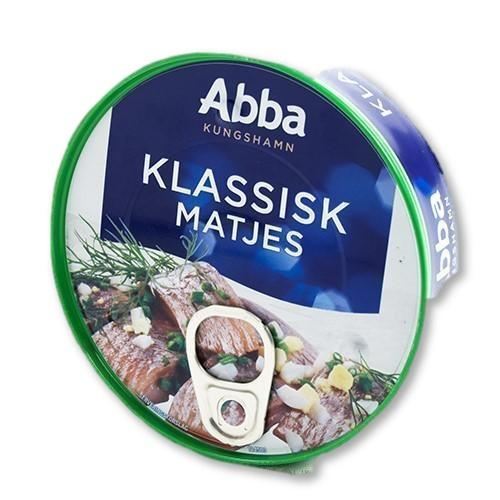 Abba - Matjes Herring Tidbits 7 oz - Pickles - La Courtisane Gourmet Food