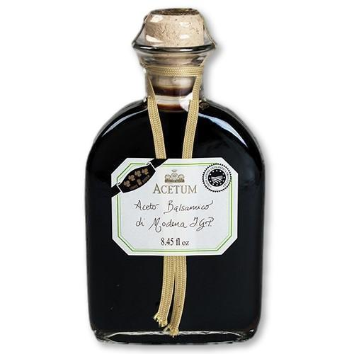 Acetum - Balsamic Vinegar Of Modena Igp - 4 Leaf - 8.45 Fl Oz - Balsamic Vinegar - La Courtisane Gourmet Food