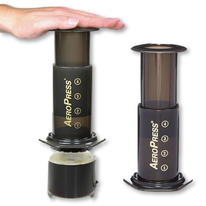 Aerobie - Aeropress Coffee And Espresso Maker - - La Courtisane Gourmet Food