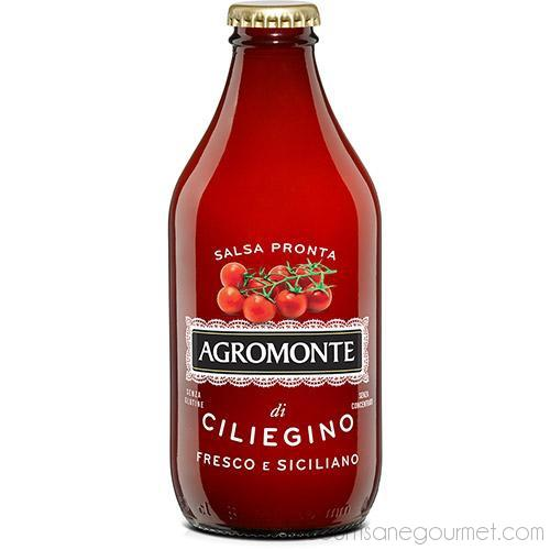 Agromonte - Ready Cherry Tomato Sauce 330 grams - Pasta Sauce - La Courtisane Gourmet Food