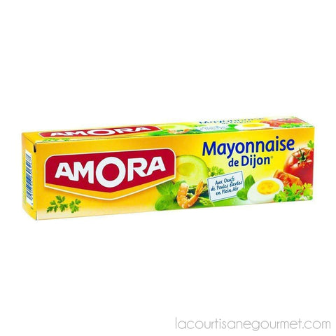 Amora - French Mayonnaise From Dijon - 6,17 Oz - mayonnaise - La Courtisane Gourmet Food