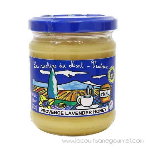 Augier Ruchers du Mont Ventoux - Provence Lavender Honey - Honey - La Courtisane Gourmet Food