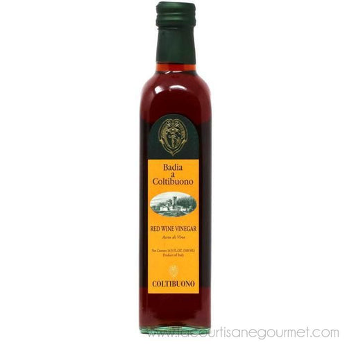 Badia a Coltibuono - Red Wine Vinegar, 500ml - Vinegar - La Courtisane Gourmet Food