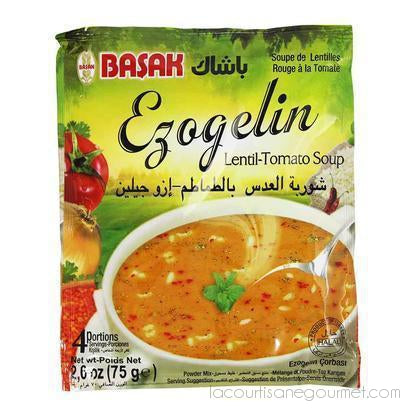 Basak Ezogelin Lentil And Tomato Soup 2.6 Oz. (75G) - Soup - La Courtisane Gourmet Food