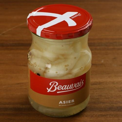 Beauvais - Asier Pickled Cucumbers 24.7 oz - Pickles - La Courtisane Gourmet Food