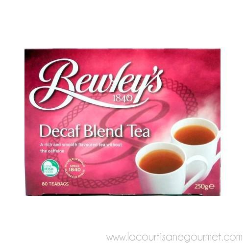 Bewley's - Irish Decaf Blend Tea (80 Bags) 8.8 oz - Tea - La Courtisane Gourmet Food
