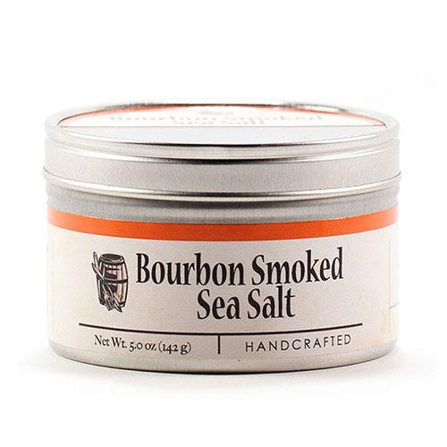 Bourbon Barrel Foods - Smoked Sea Salt 5.0 Oz - Salt - La Courtisane Gourmet Food