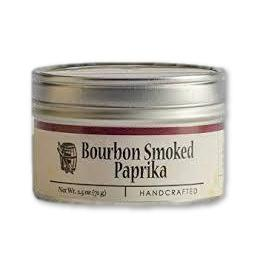 Bourbon Barrel Smoked Paprika 2.5 Oz - Paprika - La Courtisane Gourmet Food