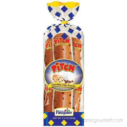 Brioche Pasquier - 6 Chocolate Chip Pitch 7.9Oz (225G) - brioche - La Courtisane Gourmet Food