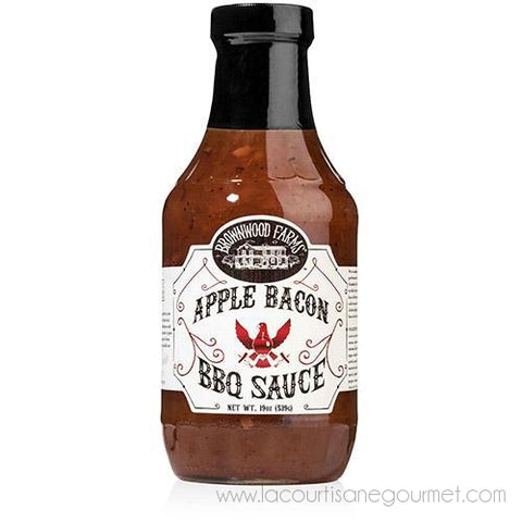 Brownwood Farms - Apple Bacon Bbq Sauce 19 Oz - BBQ Sauce - La Courtisane Gourmet Food