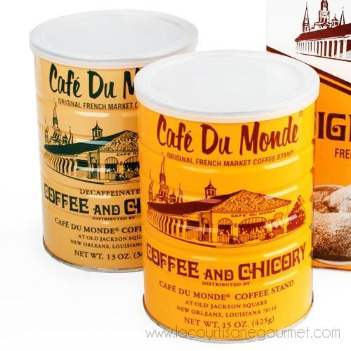 Cafe du Monde - Coffee and Chicory - Coffee - La Courtisane Gourmet Food