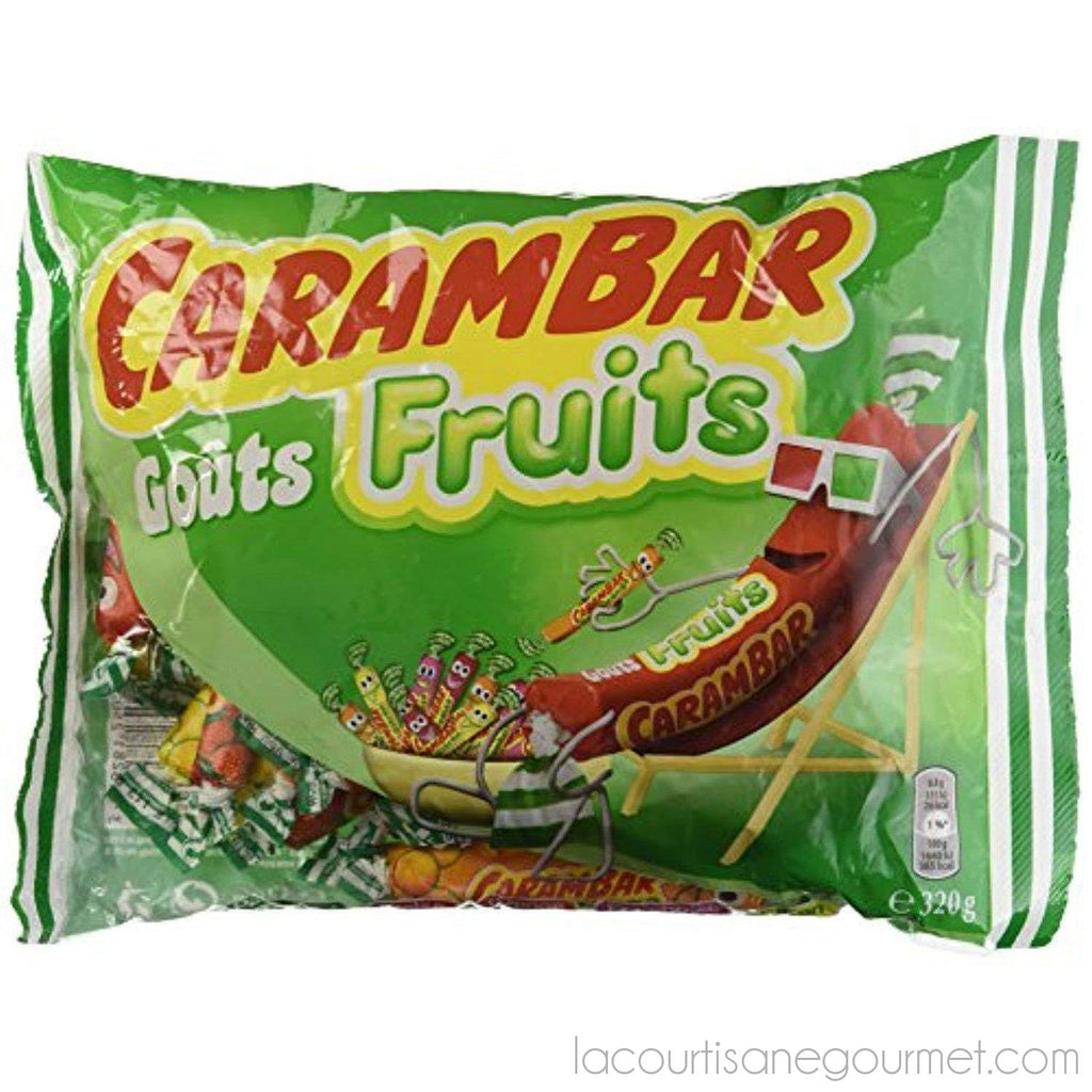 Carambar Fruit 320G Bag 11.29Oz - candies - La Courtisane Gourmet Food