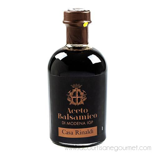 Casa Rinaldi - Balsamic Vinegar of Modena IGP - Denso 250ml - Balsamic Vinegar - La Courtisane Gourmet Food