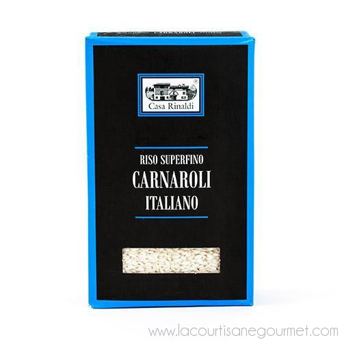 Casa Rinaldi - Italian (Riso Superfino) Carnaroli Rice 2.2 pounds - Rice - La Courtisane Gourmet Food