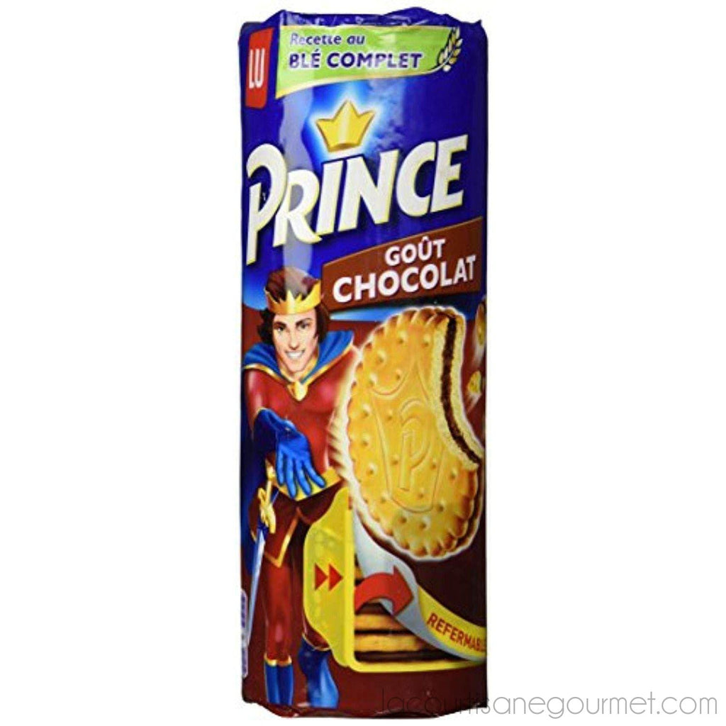 Choco Prince Lu French Chocolate Cookie 300G - cookies - La Courtisane Gourmet Food