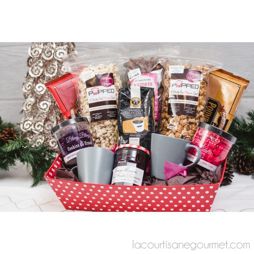 Chocolate Gift Basket - Product - La Courtisane Gourmet Food