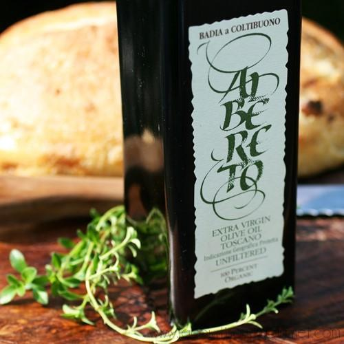Coltibuono - Albereto Unfiltered Organic Extra Virgin Olive Oil 1.754 oz - Olive Oil - La Courtisane Gourmet Food
