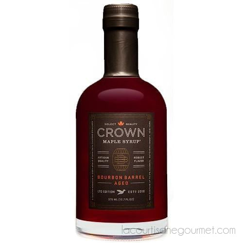 Crown Maple Organic Grade A Maple Syrup, 12.7 Oz - Maple Syrup - La Courtisane Gourmet Food