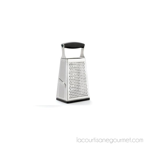 Cuisipro Surface Glide Technology 4-Sided Boxed Grater - Grater - La Courtisane Gourmet Food