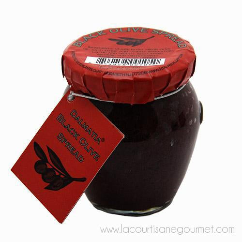 Dalmatia - Olive Tapenade - spread - La Courtisane Gourmet Food