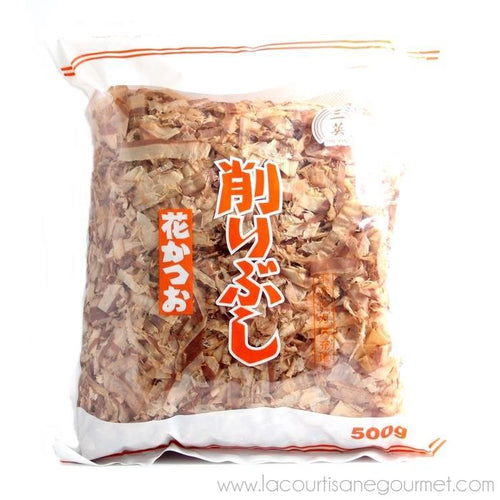 Dashi - Katsuobushi/Shaved Bonito 160 oz - Condiment - La Courtisane Gourmet Food