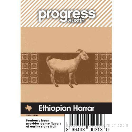Ethiopian Harrar - Product - La Courtisane Gourmet Food