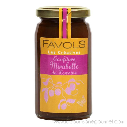 Favols - Mirabelle Plum Jam, 270g Jar - Jam - La Courtisane Gourmet Food