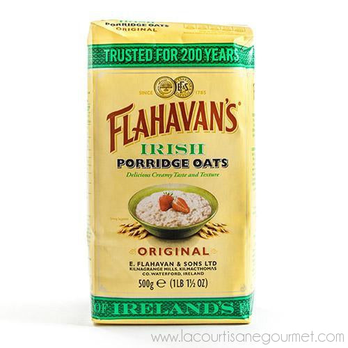 Flahavans - Irish Porridge Oats 1.1 pounds - Wheat - La Courtisane Gourmet Food